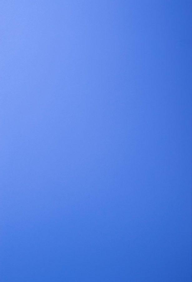specchio colorato opaco argentato satinato blu dettaglio