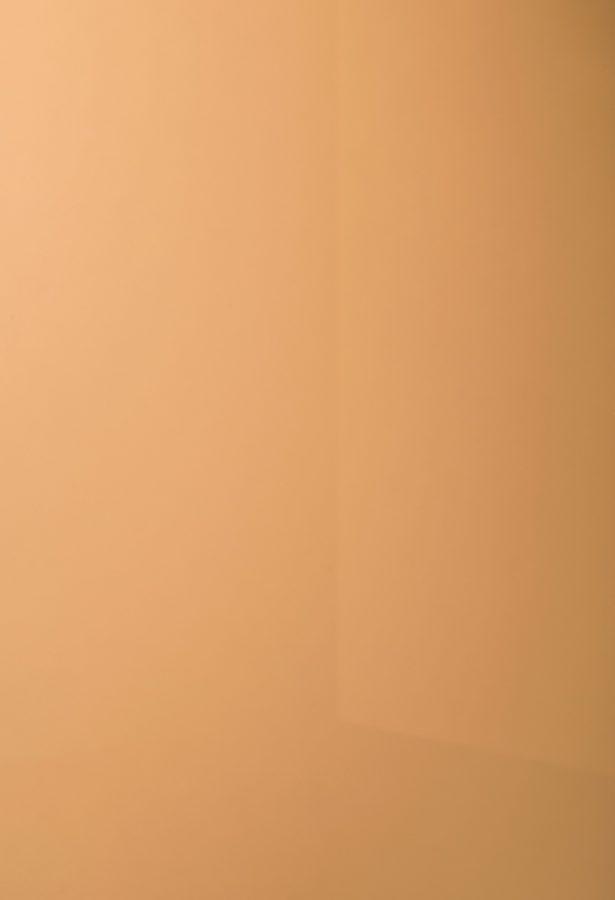specchio colorato argentato ambra dettaglio