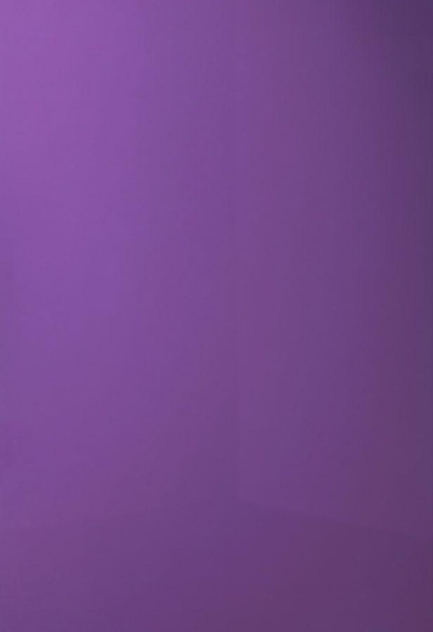 specchio colorato argentato viola dettaglio